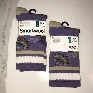 Smartwool Lavender Duo Sock Bundle